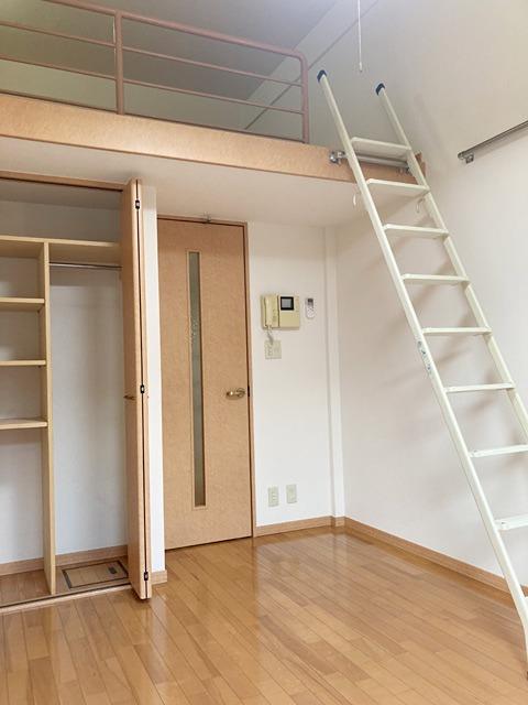 サットンプレイス新高円寺 ベッドルーム
