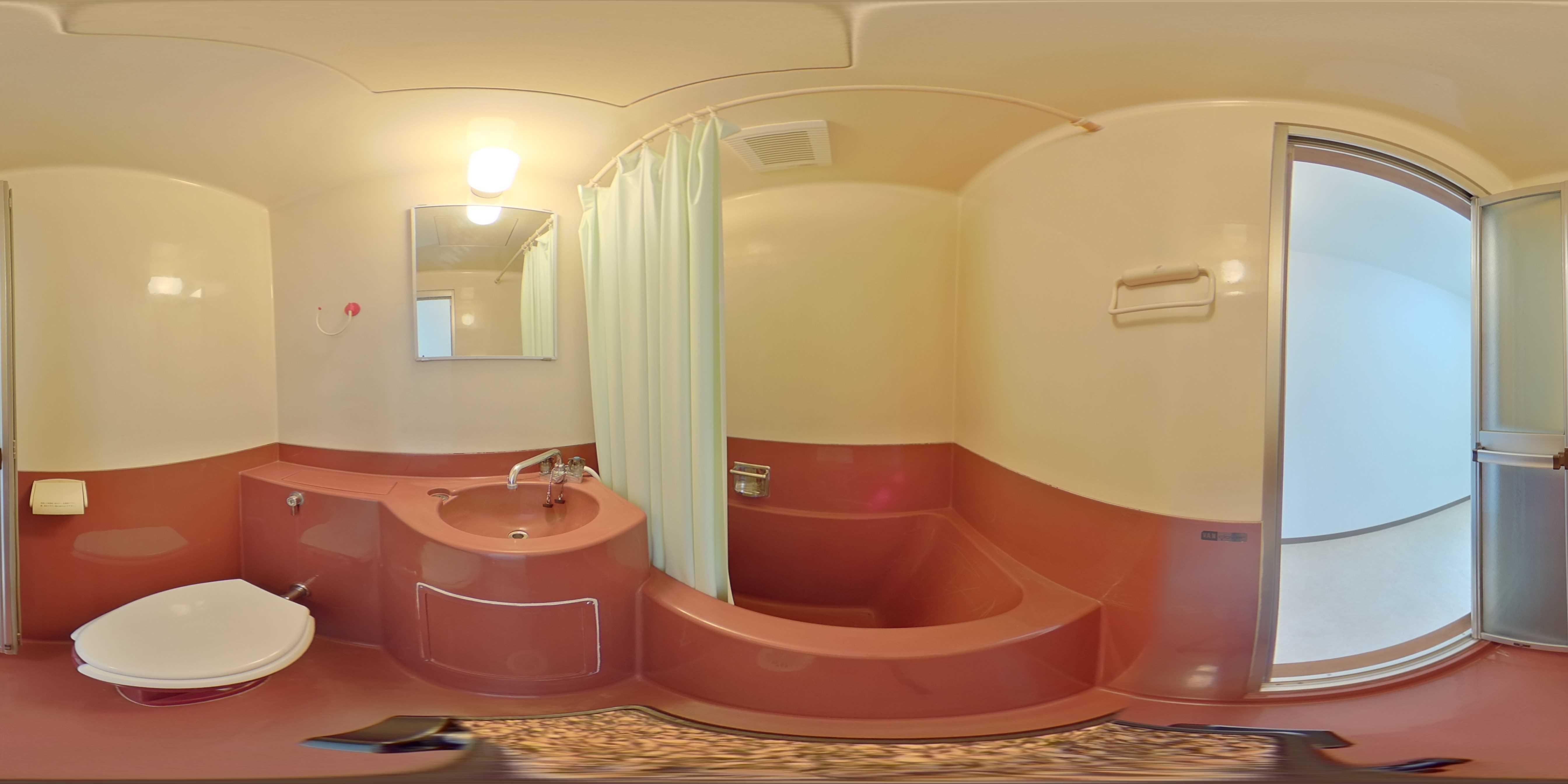 シルクシャトレ 風呂画像