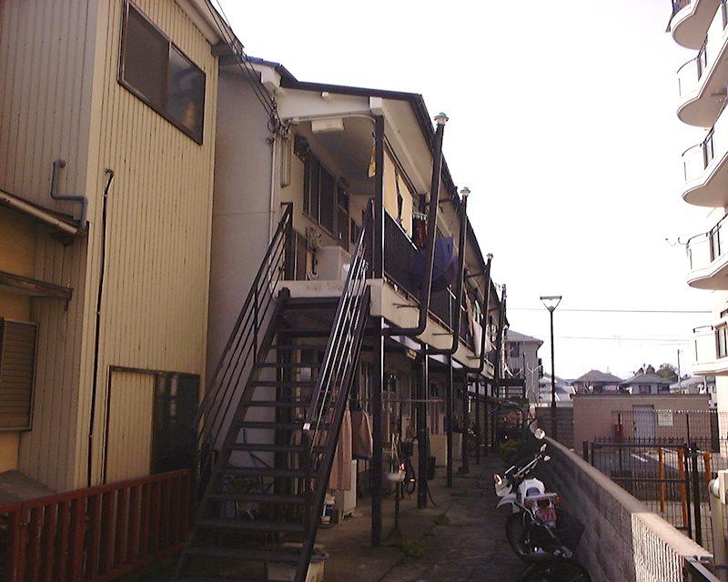 大和アパート 16号室 外観
