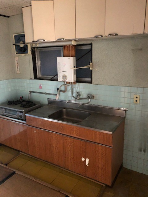 真砂町店舗 キッチン