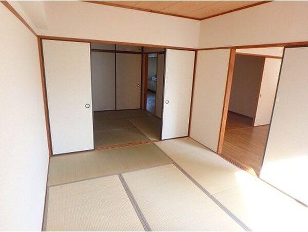 新大江ハイデンス ベッドルーム