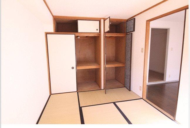 ステージ湘南 ベッドルーム