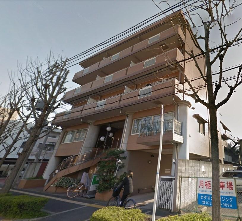 貸店舗・事務所 八尾市 桜ヶ丘3丁目 リバティ桜ケ丘Ⅱ号館 外観