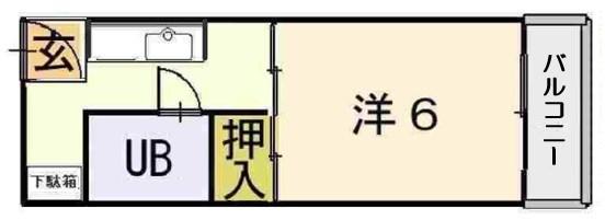 山田ビル 間取り