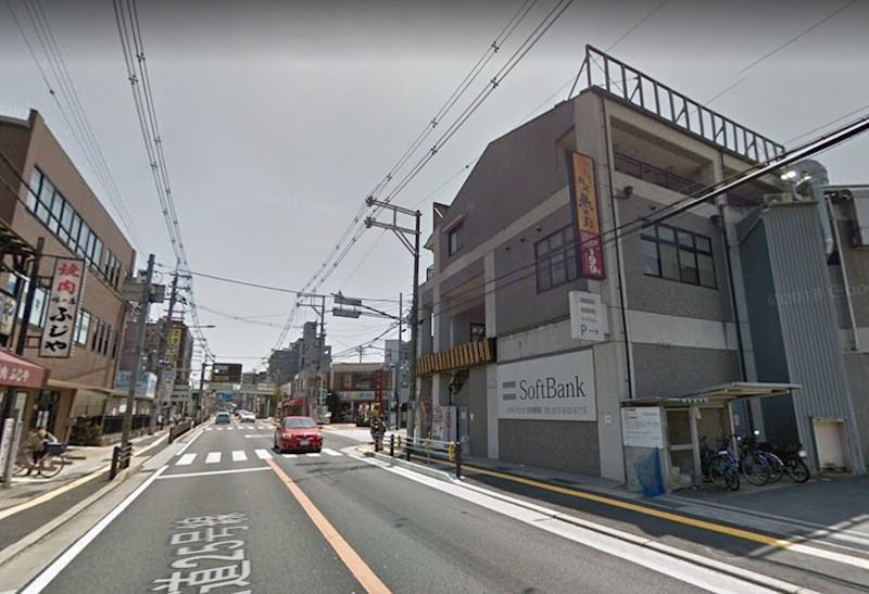 貸店舗・事務所 八尾市 志紀町1丁目 グランディエビス ロビー