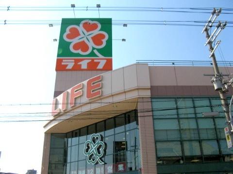 貸店舗 八尾市 志紀町1丁目 グランディエビス 周辺画像1