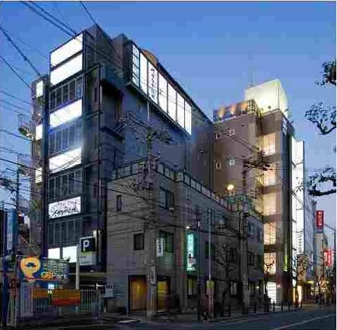貸店舗・事務所 東大阪市 長堂2丁目 FUSE FUKU BLD. 外観