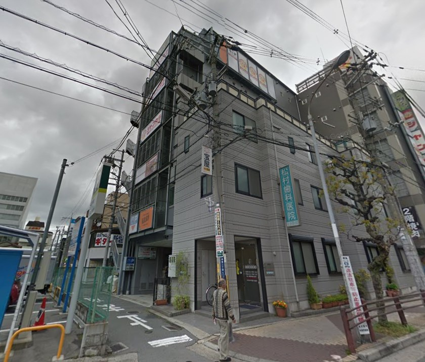 貸店舗・事務所 東大阪市 長堂2丁目 FUSE FUKU BLD. その他外観1