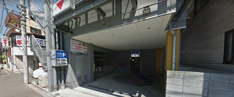 貸店舗・事務所 東大阪市 長堂2丁目 FUSE FUKU BLD. 駐車場