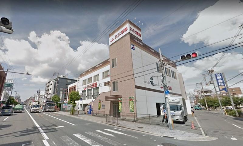 貸店舗・事務所 東大阪市 岸田堂西2丁目 じゅうたん王国 外観