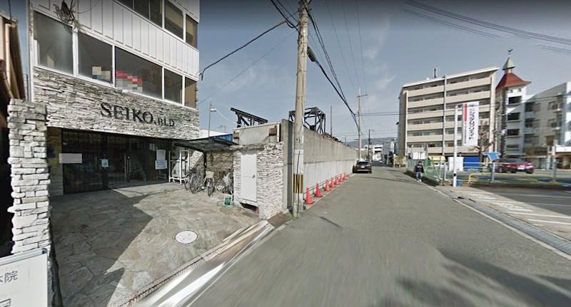 貸店舗・事務所 東大阪市 荒本新町 SEIKOビル エントランス