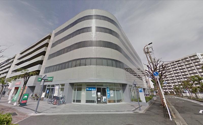 貸店舗・事務所 八尾市 若林町1丁目 クロスティ壱番館 外観