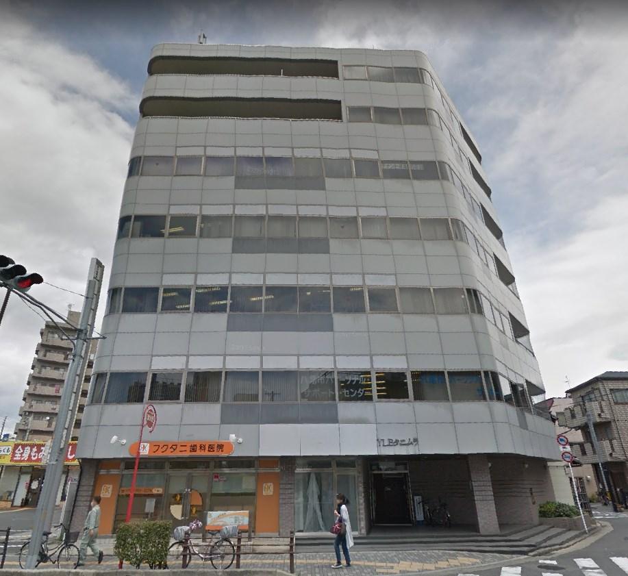 貸店舗・事務所 八尾市 本町1丁目 Y.L.B.タニムラ エントランス