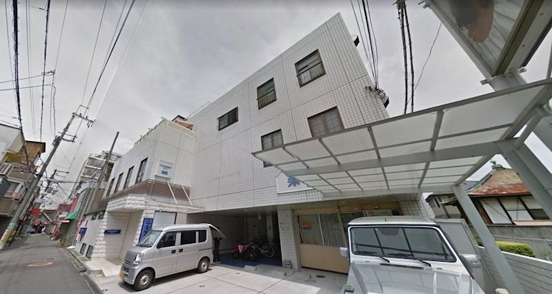 貸店舗事務所 八尾市 安中町4丁目 チャームビル 外観