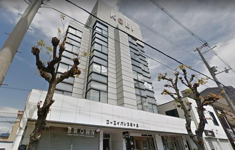 貸店舗・事務所 八尾市 桜ヶ丘1丁目 コーエイパレス 玄関