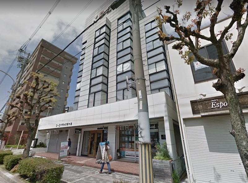 貸店舗・事務所 八尾市 桜ヶ丘1丁目 コーエイパレス リビング