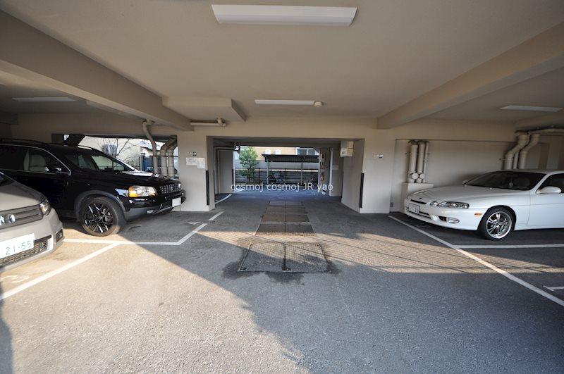 AvantiParco山本北 駐車場