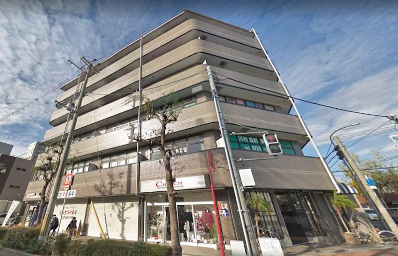 貸店舗・事務所 八尾市 桜ケ丘1丁目 外観