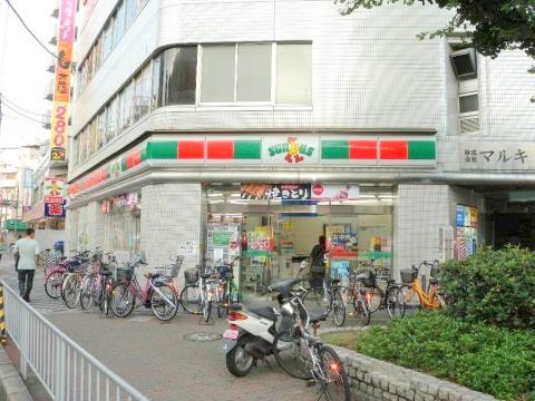 貸店舗・事務所 八尾市 東本町3丁目 プラザサントリア 周辺画像2