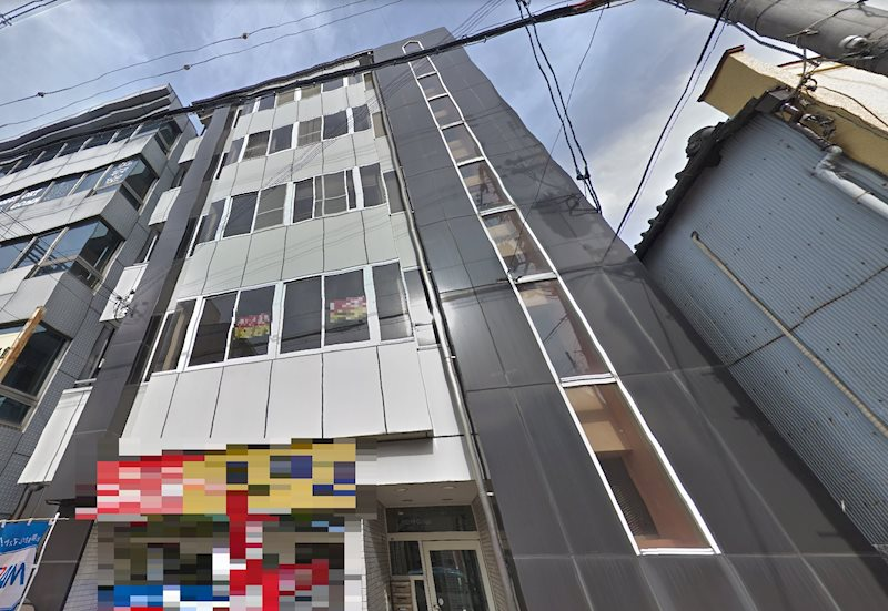 貸店舗・事務所 八尾市 山本町1丁目 外観