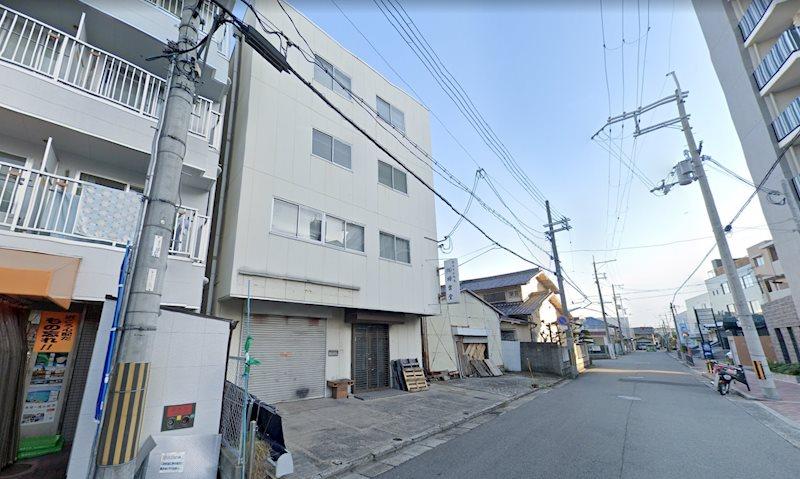貸店舗・事務所 東大阪市 荒本新町 一棟貸 外観