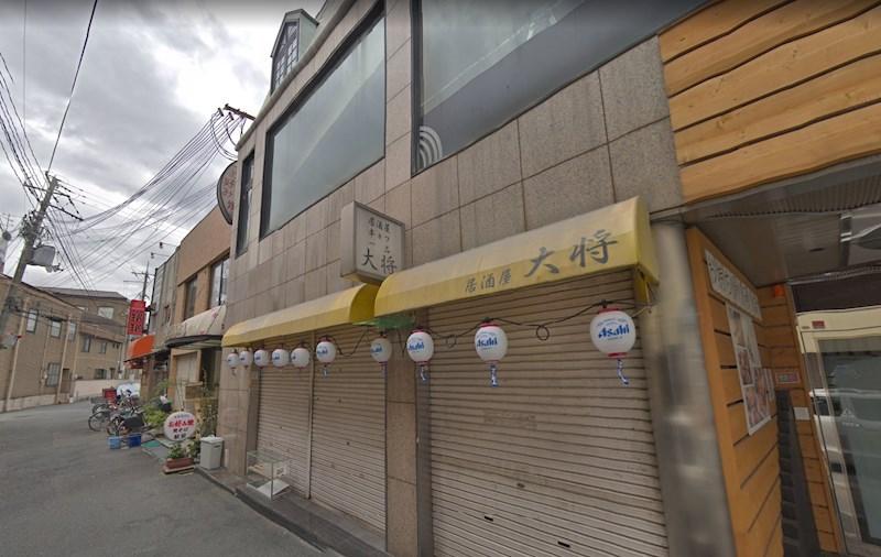 貸店舗・事務所 東大阪市 西鴻池町2丁目 外観