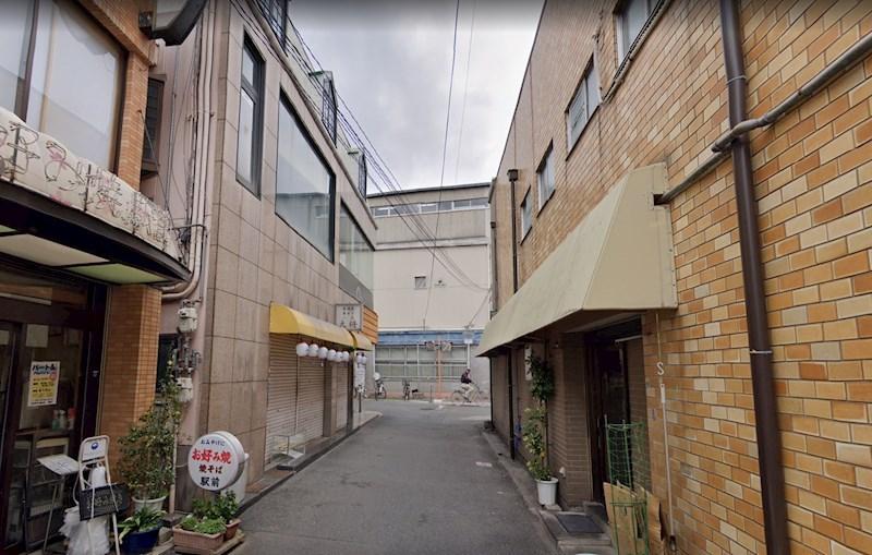 貸店舗・事務所 東大阪市 西鴻池町2丁目 リビング