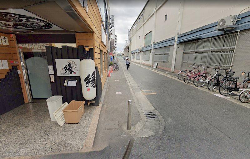貸店舗・事務所 東大阪市 西鴻池町2丁目 キッチン