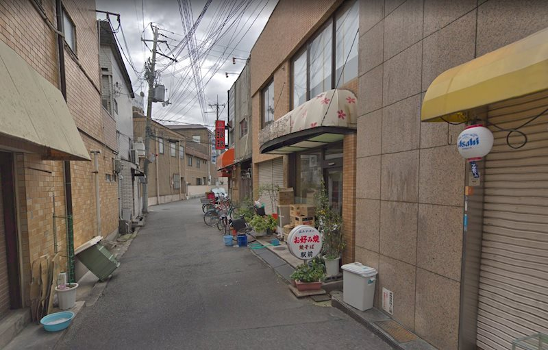 貸店舗・事務所 東大阪市 西鴻池町2丁目 ベッドルーム