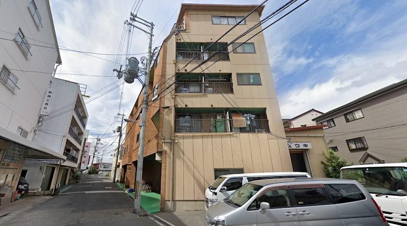 貸店舗・事務所 大阪市 生野区 第二タナックマンション 外観