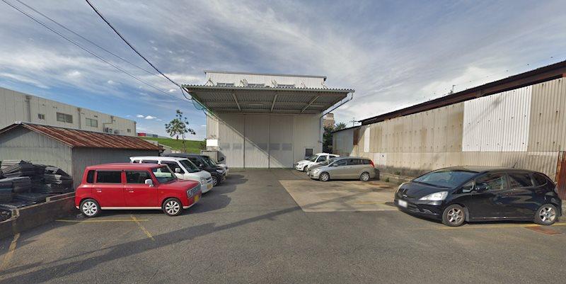 貸工場・倉庫 八尾市 太田4丁目 太田第二工場 外観