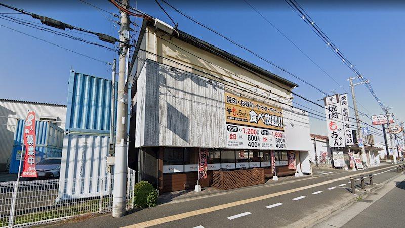 貸店舗・事務所 八尾市 高美町2丁目 外観