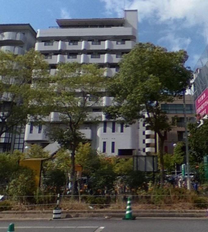 貸店舗・事務所 大阪市 平野区 阪谷門一番館 外観