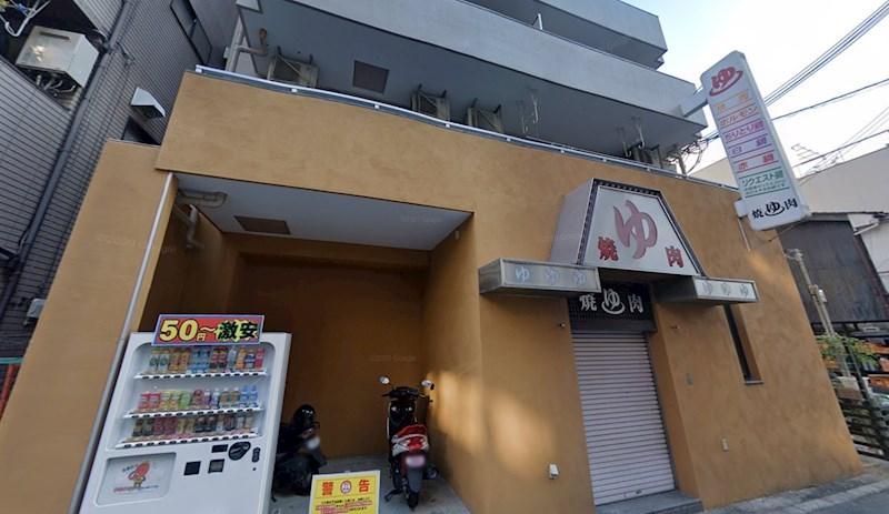 貸店舗・事務所 東大阪市 足代新町 せんとはいむみち 外観