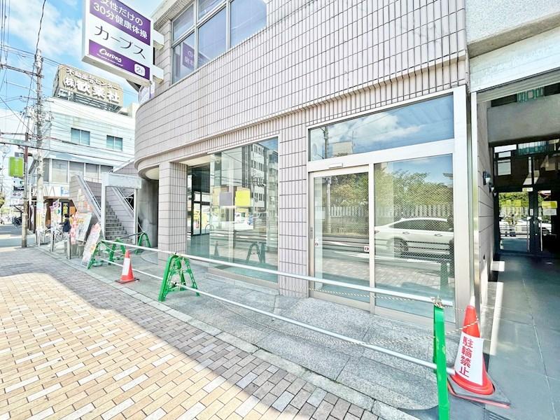 貸店舗・事務所 八尾市 山本町1丁目 さつきビル山本 外観