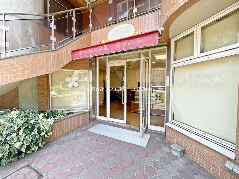 貸店舗・事務所 八尾市 桜ヶ丘3丁目 リバティ桜ヶ丘Ⅱ号館  外観