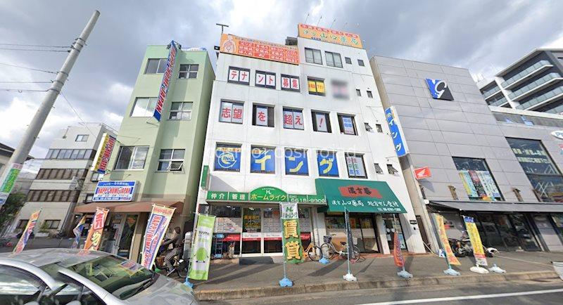 貸店舗・事務所 東大阪市 小阪2丁目 白鳳ビル 外観