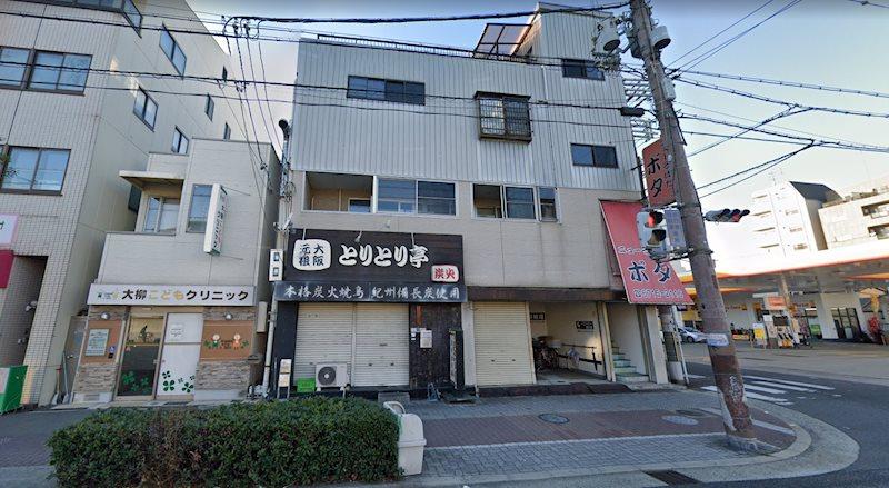 貸店舗・事務所 大阪市 生野区 舎利寺2丁目 外観