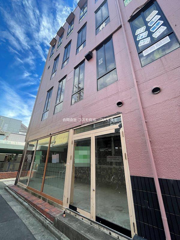 貸店舗・事務所 八尾市 志紀町3丁目 整骨院跡 外観