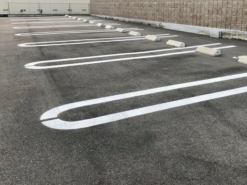 駐車場テスト 外観