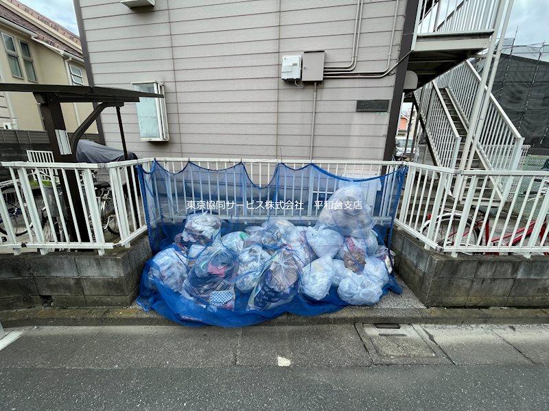 サンハイツ内田 駐車場