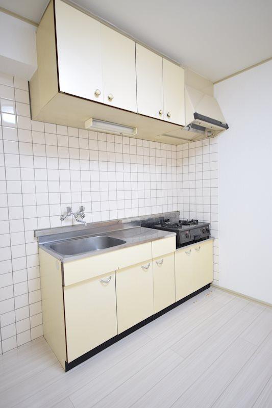オリエンタル香春口 キッチン