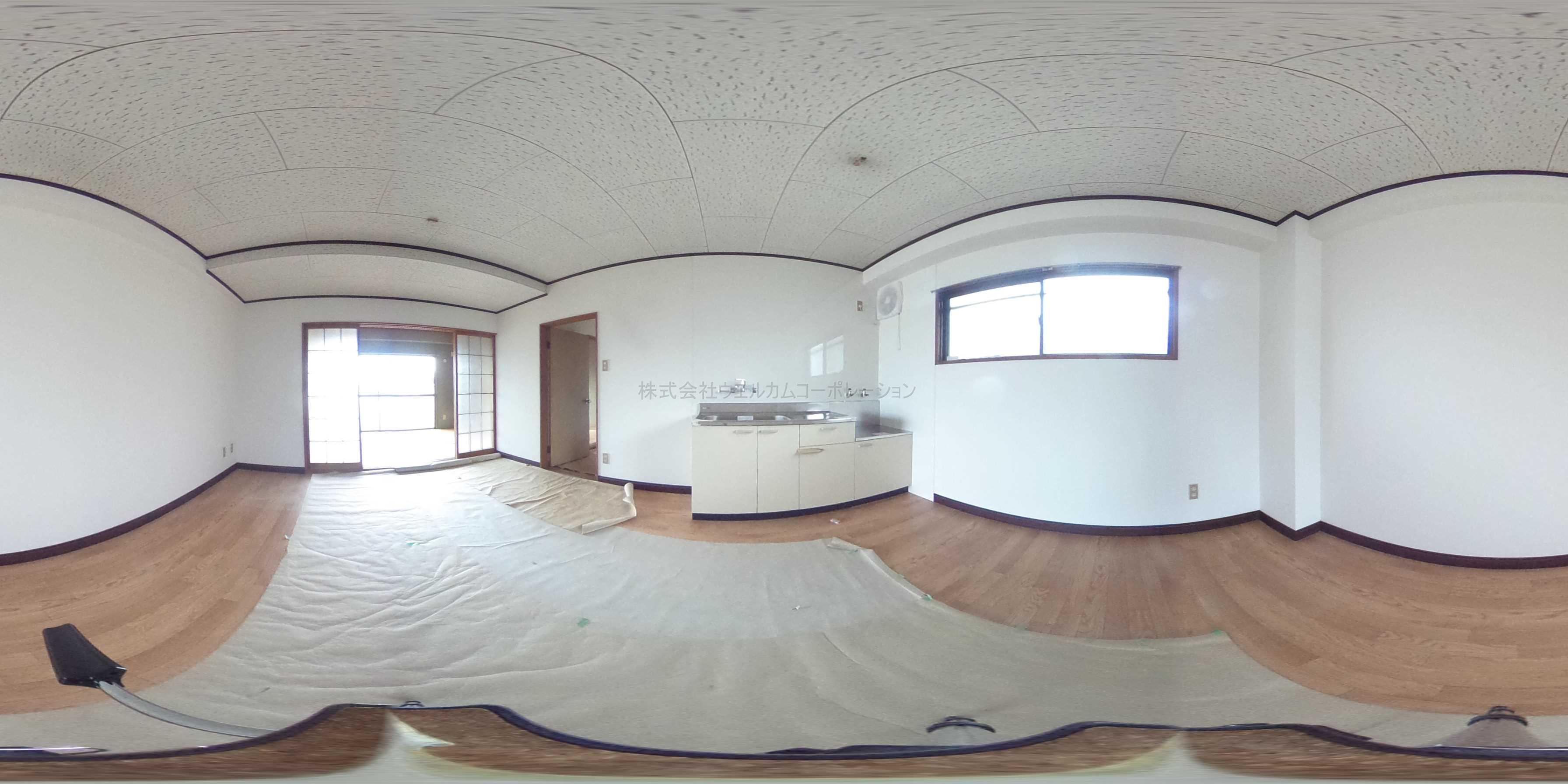 メゾン金子 キッチン