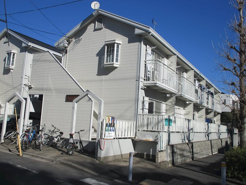 PS駒沢B棟 103号室 外観