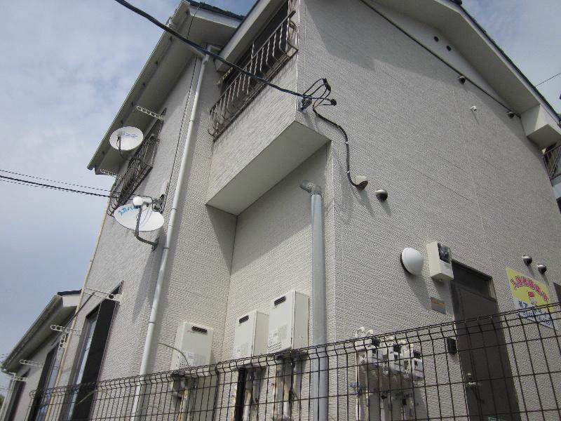 コートグランディ富士見町 103号室 外観