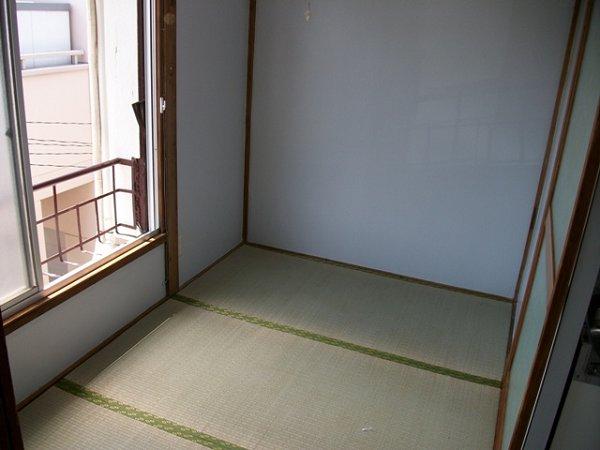 翠雲荘 ベッドルーム