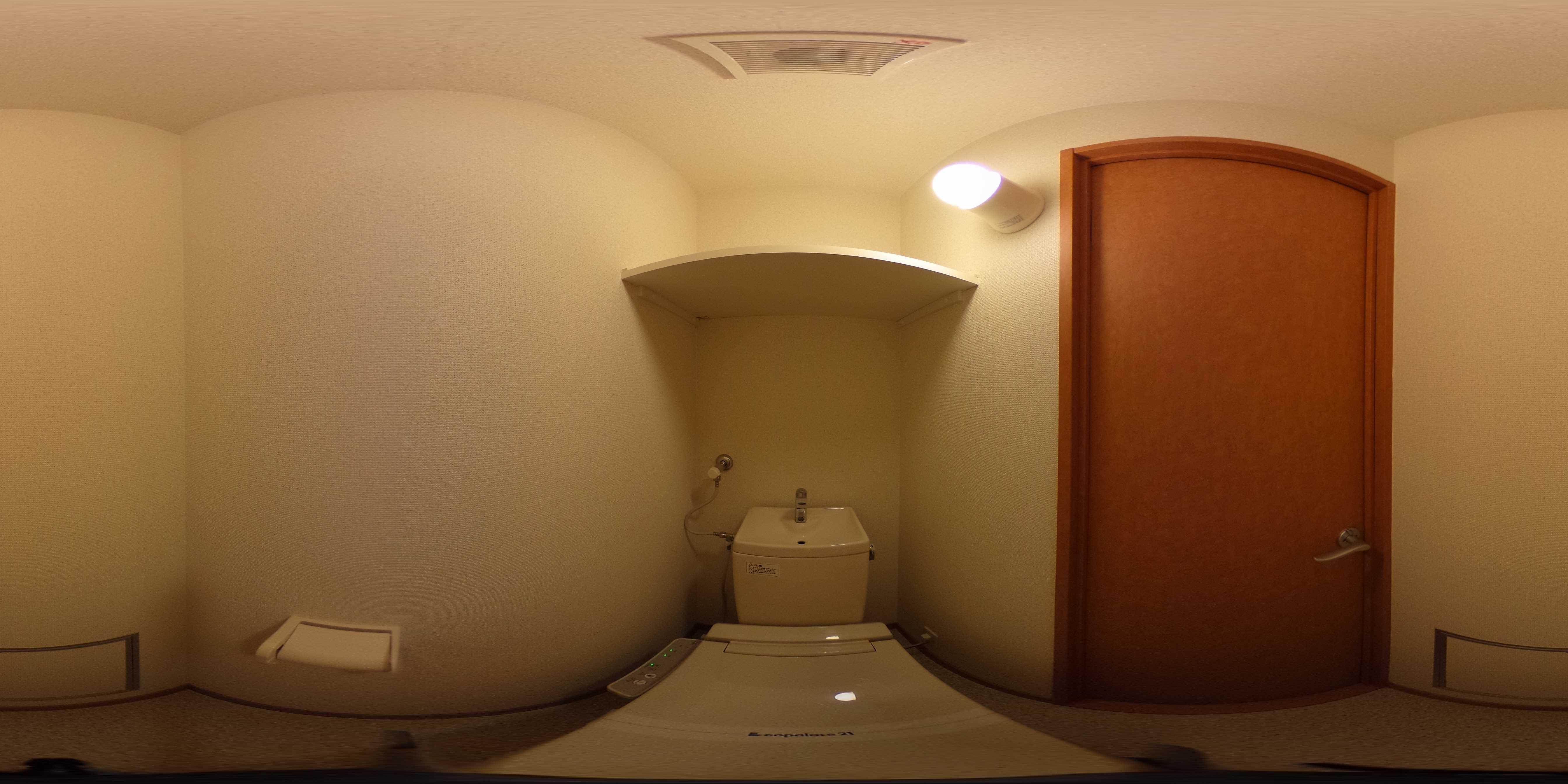 くるみの木 トイレ