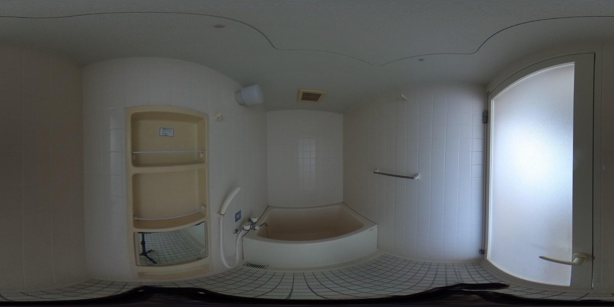 フジハイコート 風呂画像