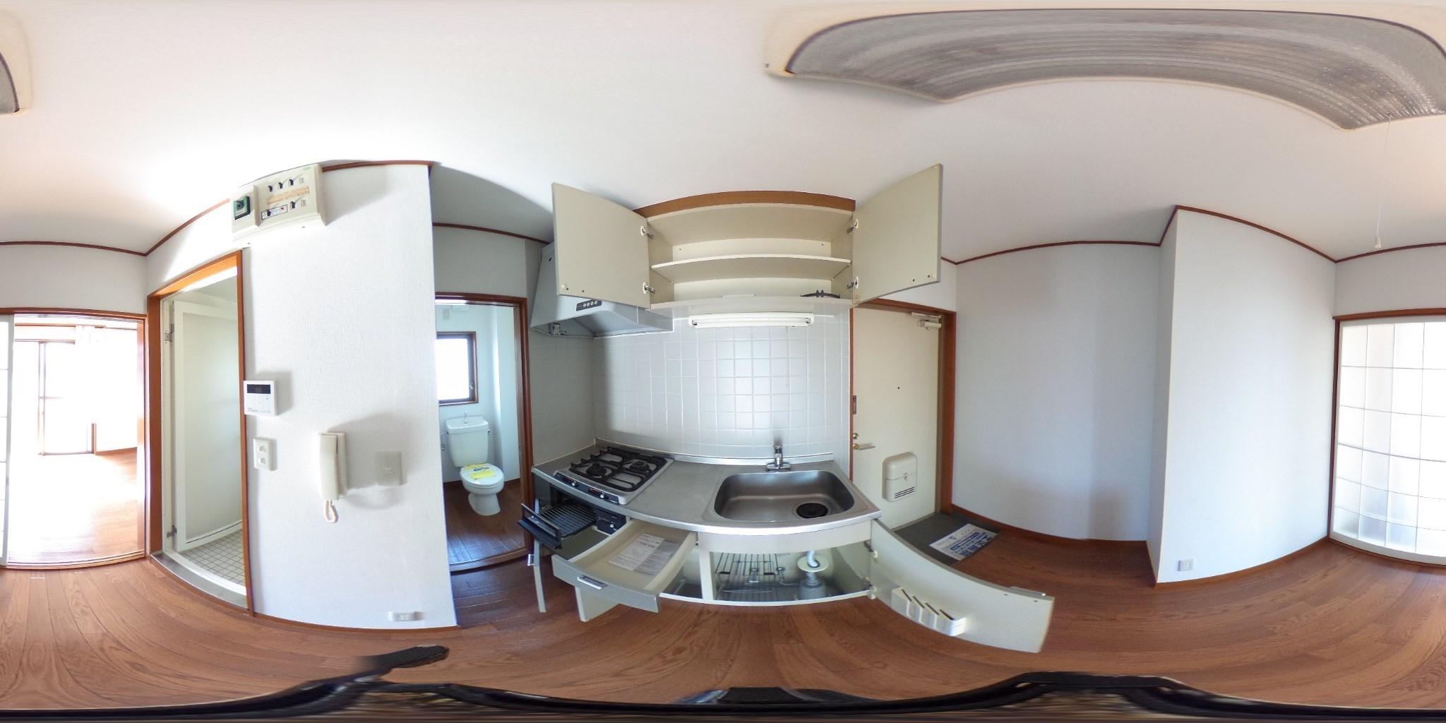 フジハイコート キッチン