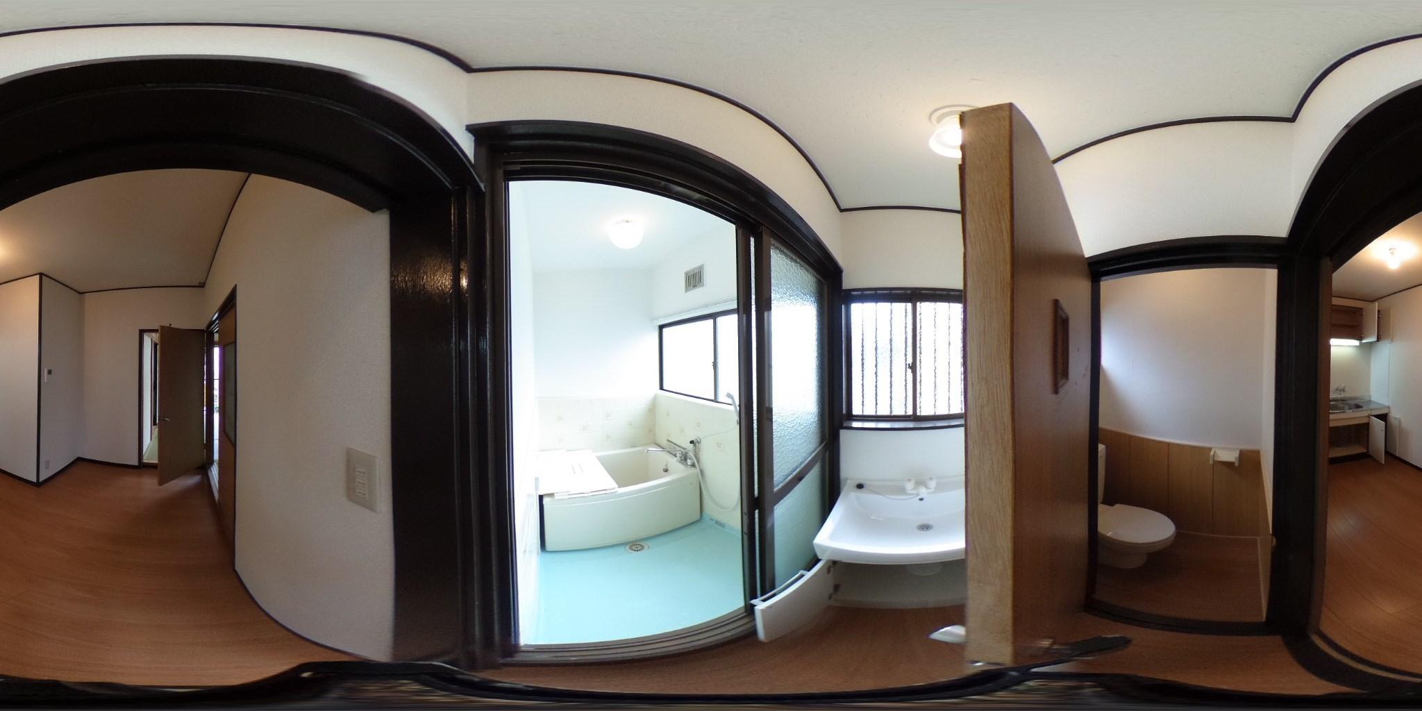 三和コ-ポ 風呂画像